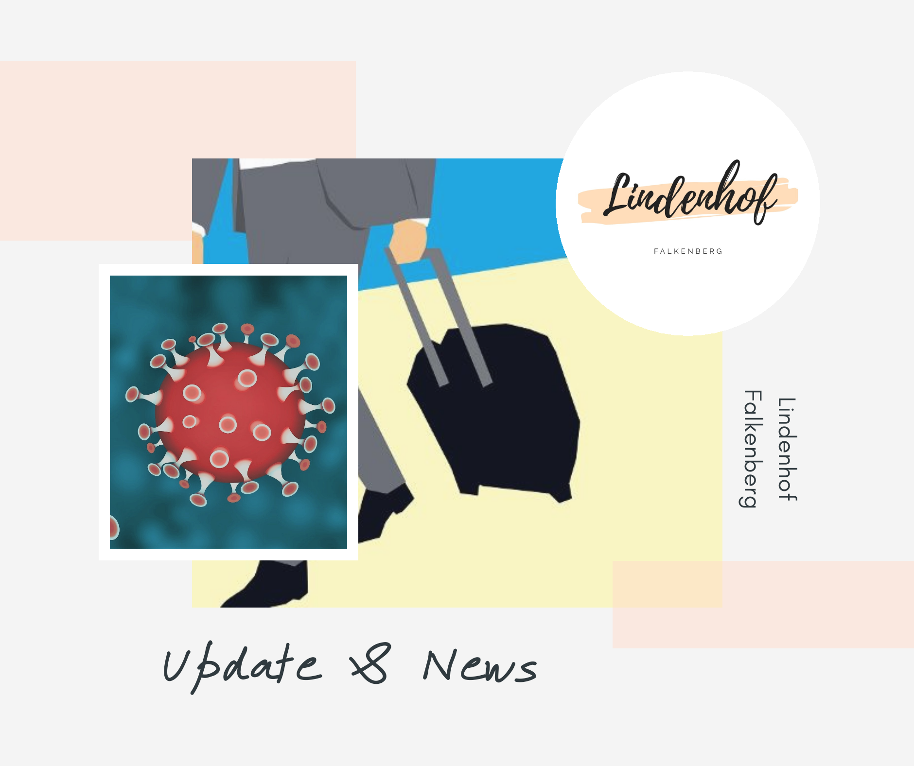 """""""Corona"""" Update & News"""