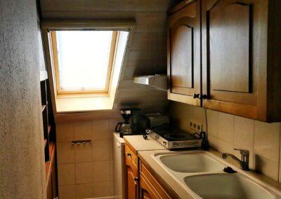 Küche FeWo 3